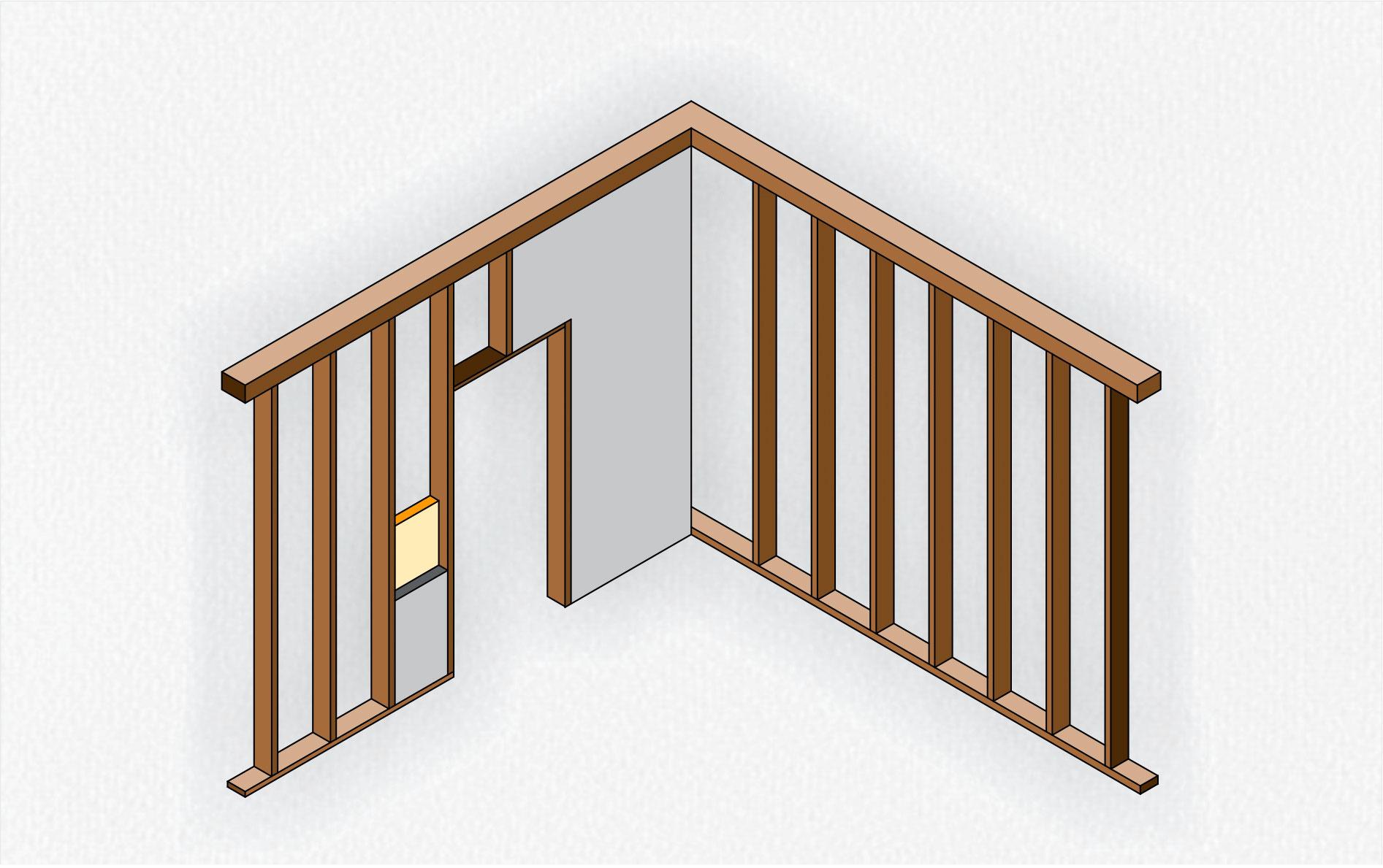 sistema constructivo wood frame