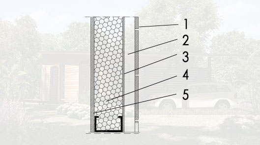 casa prefabricada steel