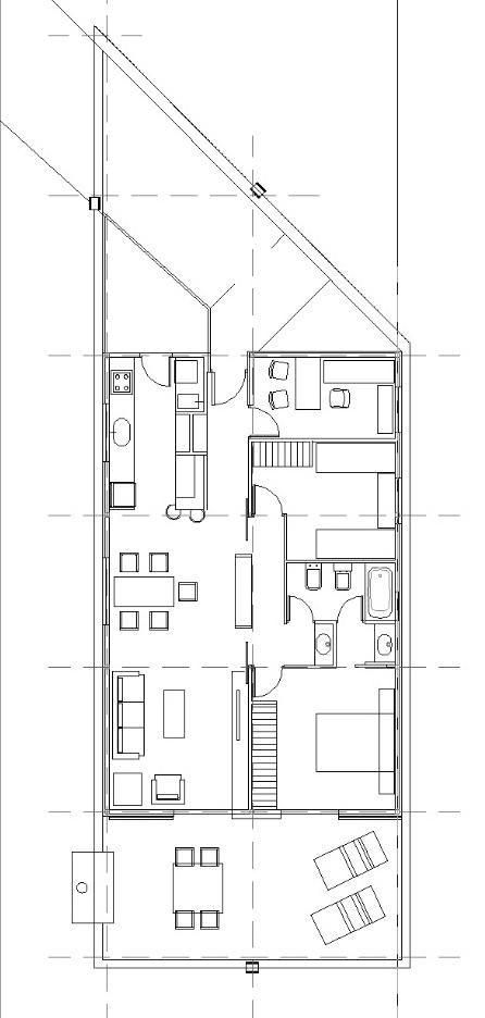 Casa Prefabricada Next 75