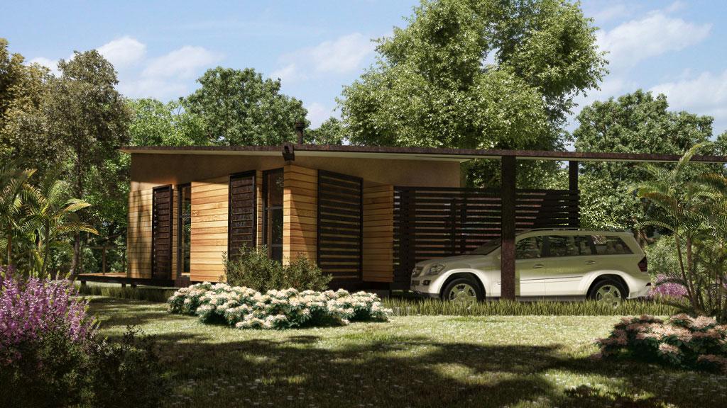 Casa Prefabricada Next 50