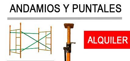 Andamios Puntales Córdoba